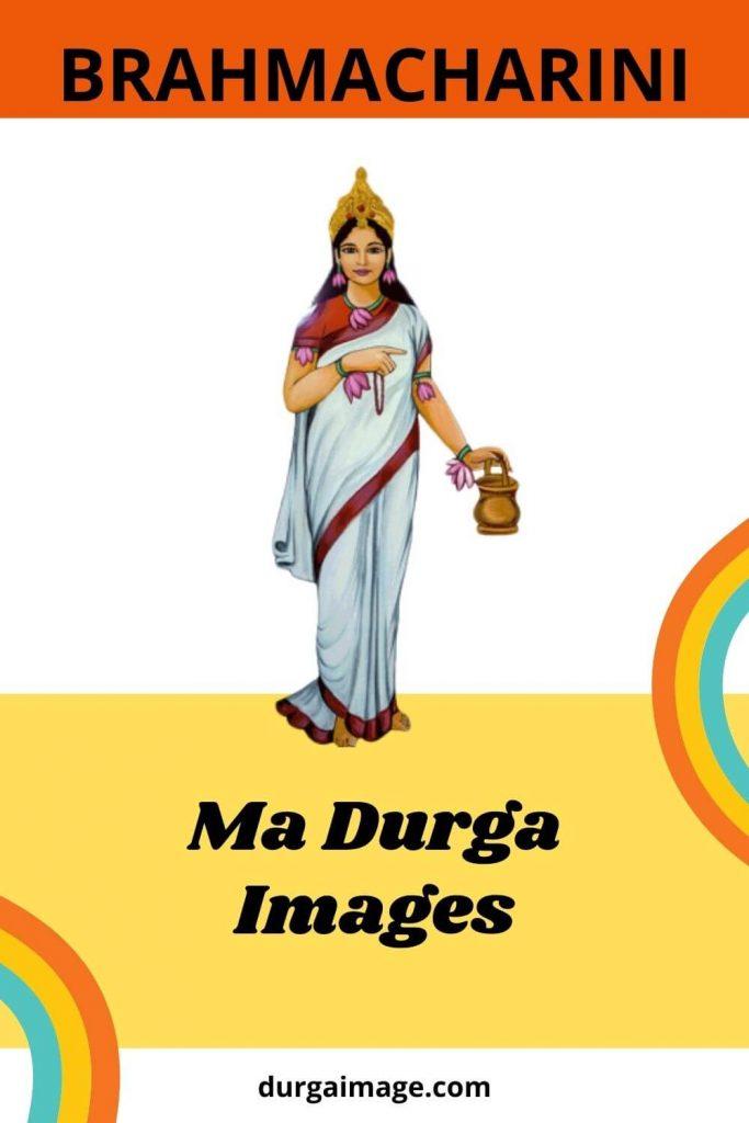 Brahmacharini Ma Durga Image Free Download HD