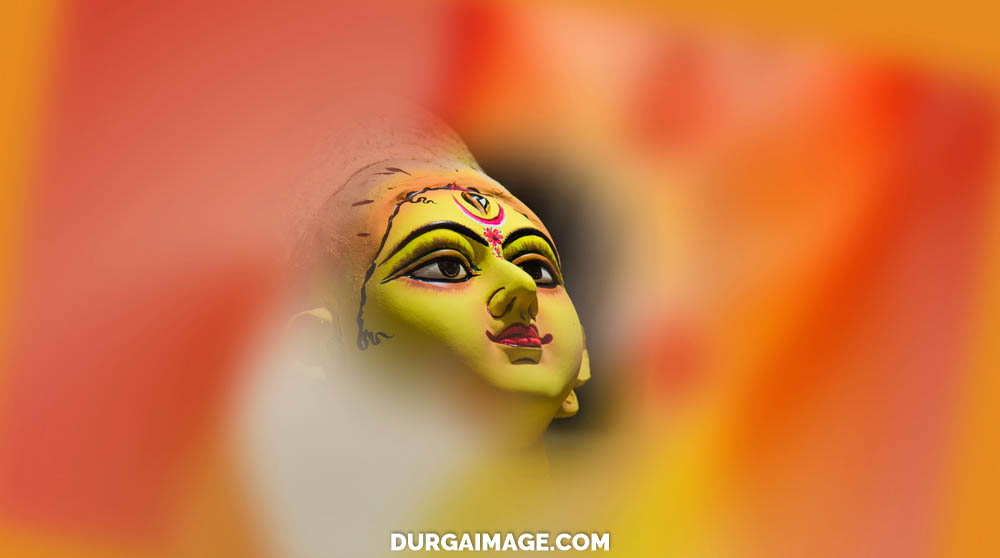 Ma Durga HD Wallpaper