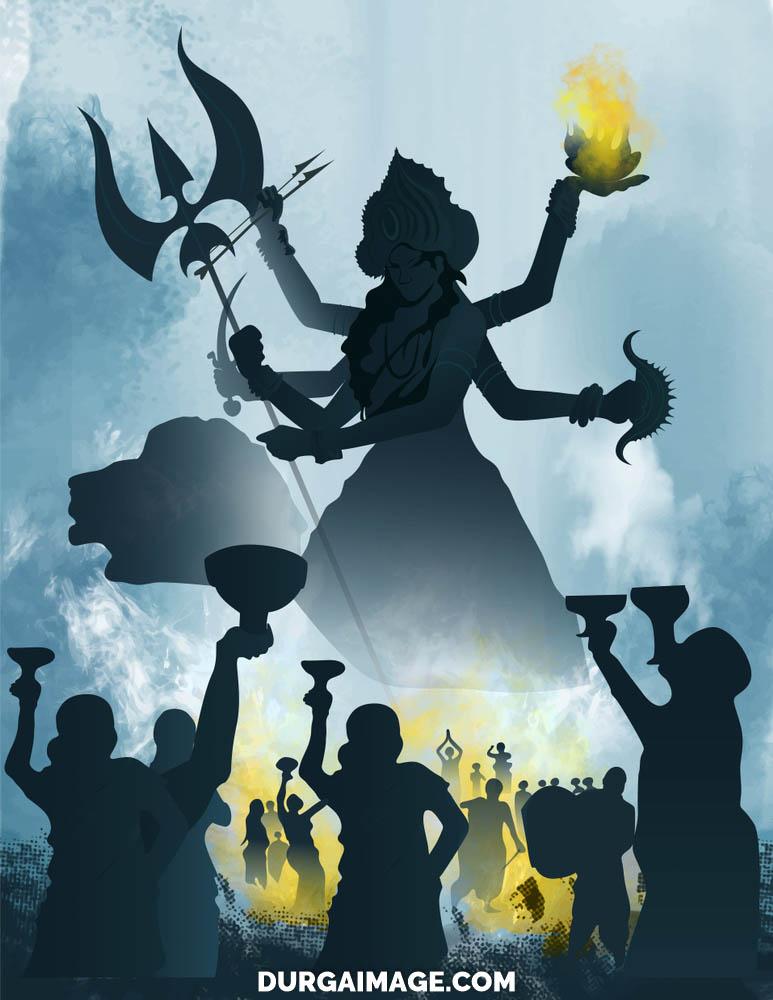 Durga Mata Images For Status