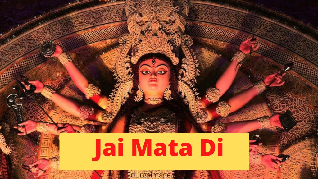 Jai Mata Di Image HD