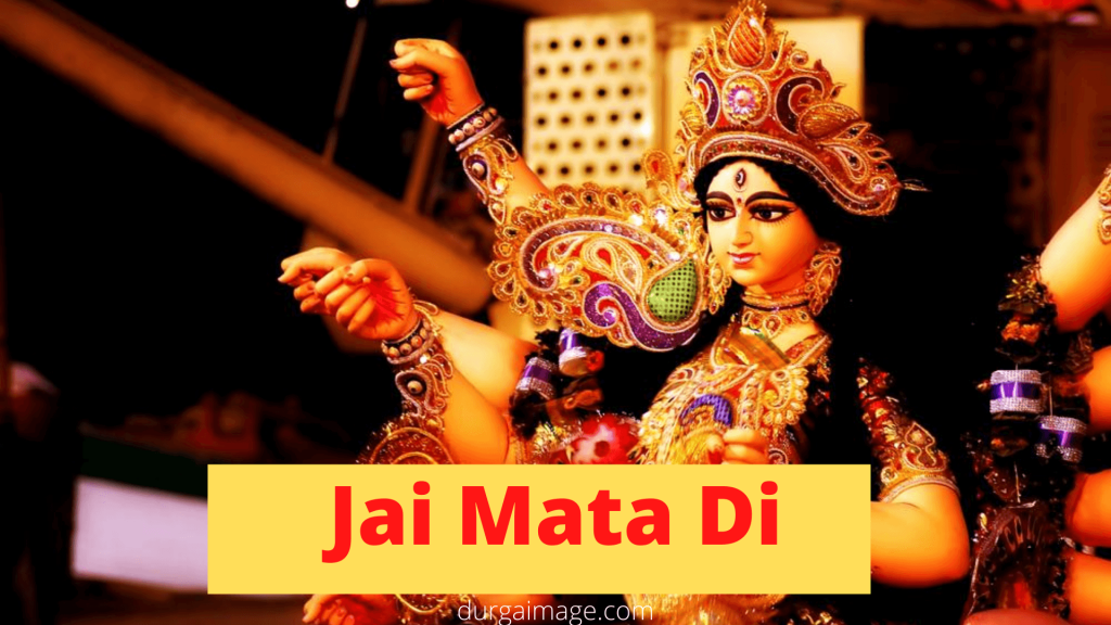 Jai Mata Di Good Morning Wishes