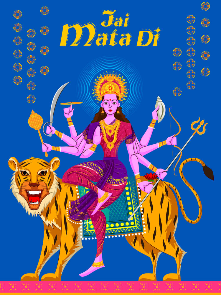 Jai Mata Di Photo