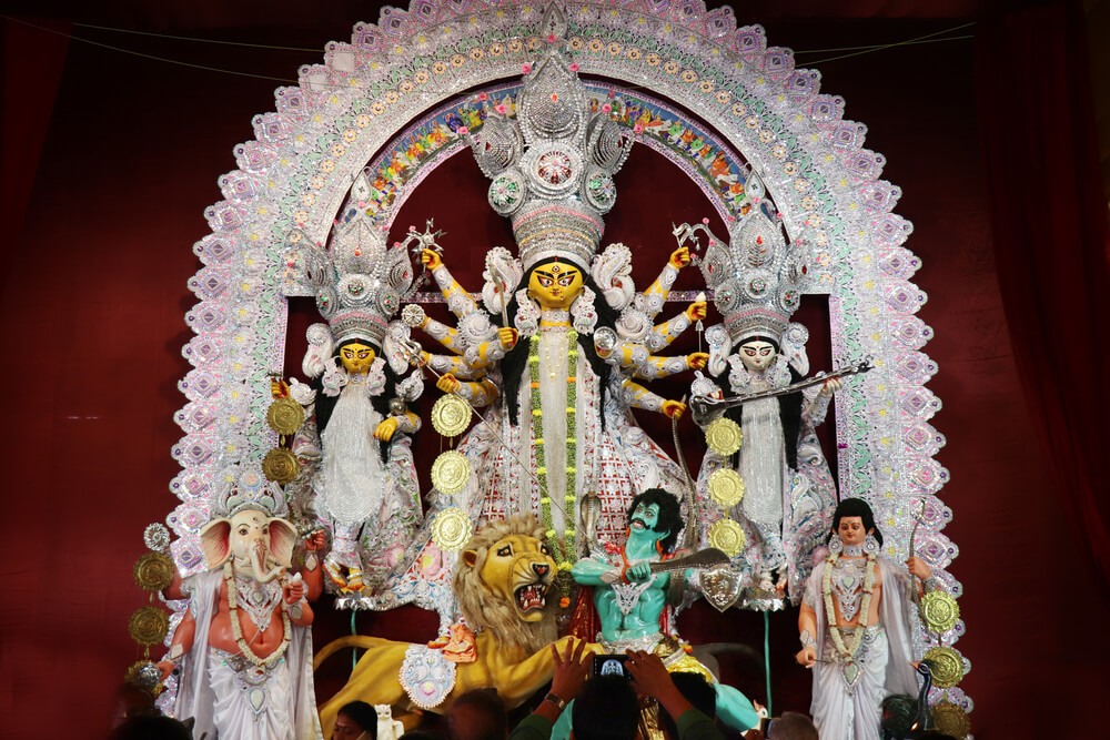Beautiful Jai Mata Di Images