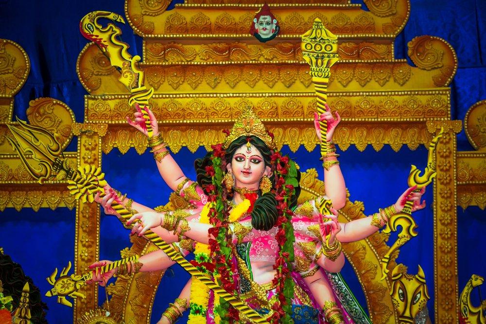 Durga Maa HD Wallpaper 1080p