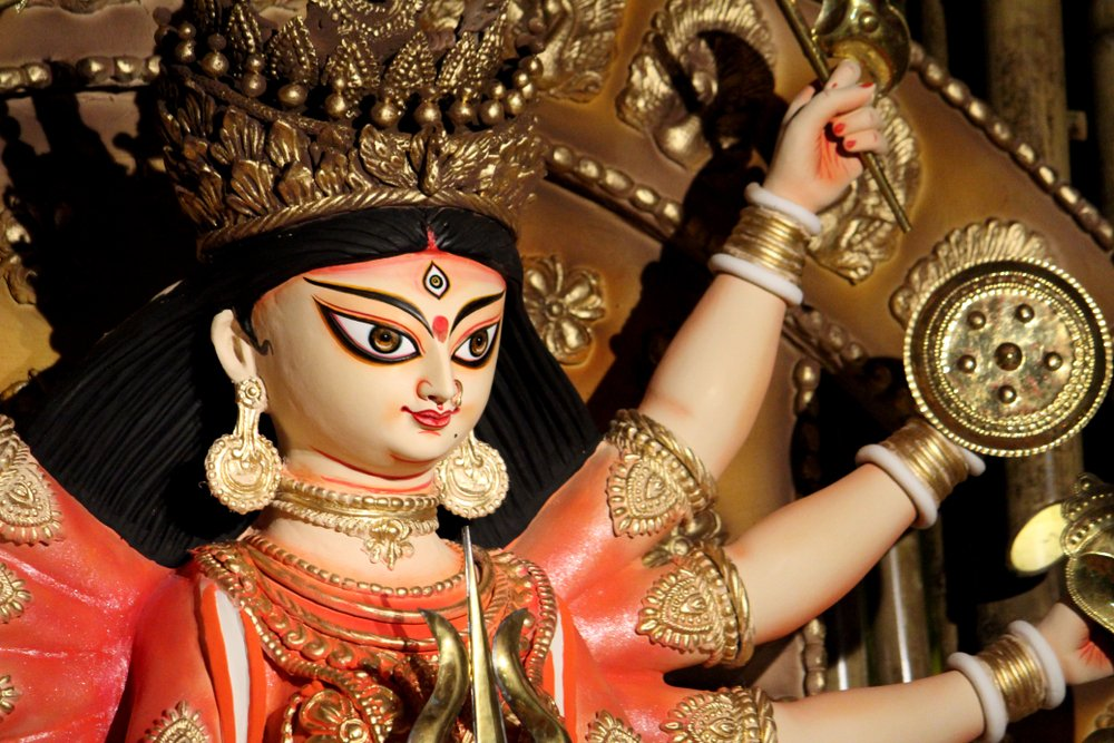 Maa Durga HD Wallpaper Full Size
