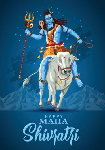 Happy Maha Shivratri Images For WhatsApp