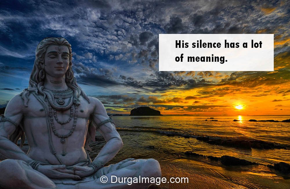 cLord Shiva Quotes In English