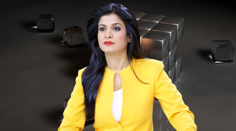 Anjana Om Kashyap Net Worth And Salary
