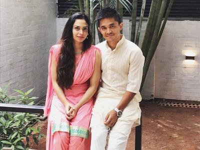 SUnil Chhetri Love Life