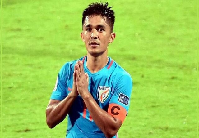 Sunil Chhetri Net Worth and Salary
