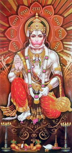 Hanuman Dada Na Photo