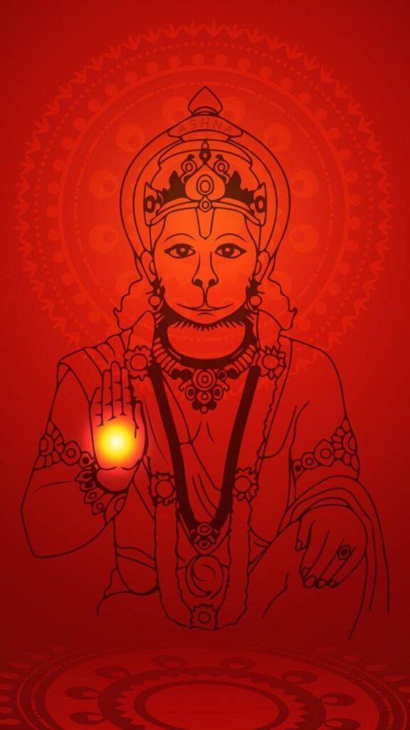 Hanuman Ji Ki Pic