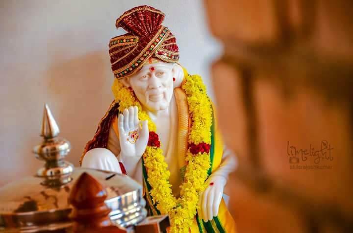 Om Sai Ram Good Morning