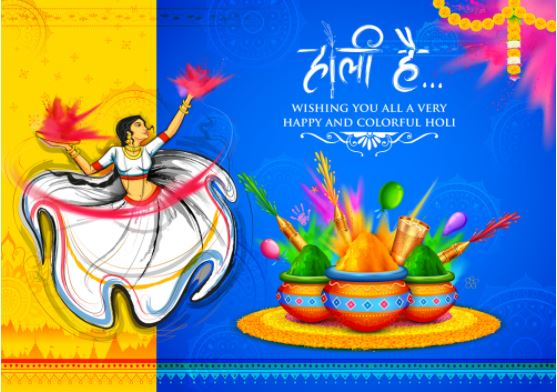 Happy Holi Best Wishes Images