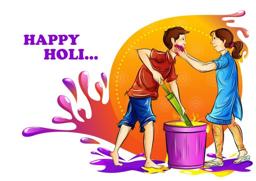 Happy Holi Wishes and Images