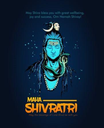 Happy Maha Shivratri Wishes